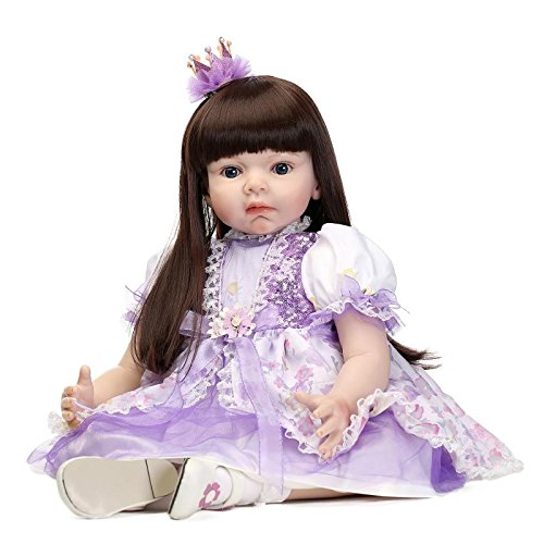 Real Looking Baby Doll Stroller - 7