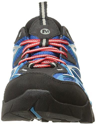 Merrell Capra Sport - Botas de Senderismo de material sintético hombre Azul