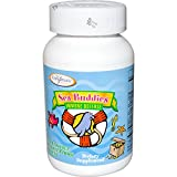 Enzymatic Therapy - Sea Buddies Immune Defense - 60 Chewable Tablets ( pack of 3)