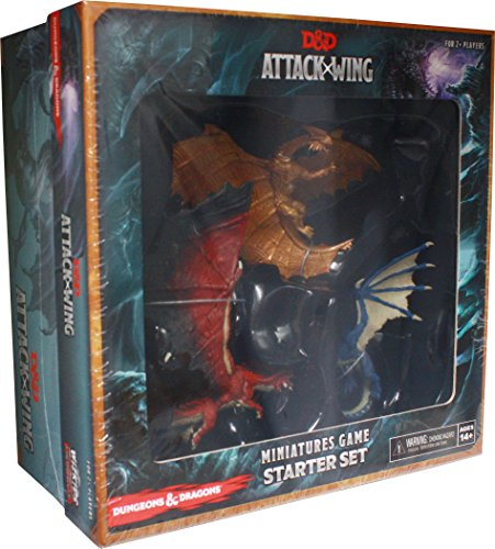d and d attack wing - 1
