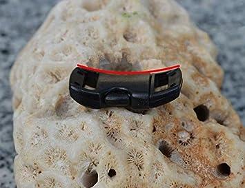 Paracord obturador 3//8 de pl/ástico en el 10er Set hebillas clic cierre cierre de broche de Paracord hebillas del PRECORN marca