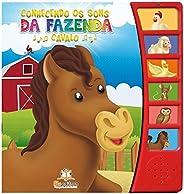 Conhecendo os Sons da Fazenda. Cavalo