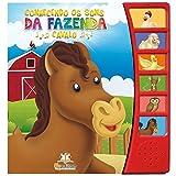 capa de Cavalo - Coleção Conhecendo os Sons da Fazenda