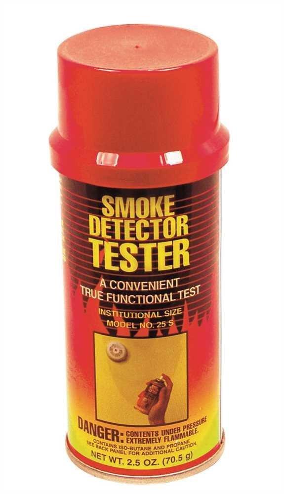 Spray Detector de humo: Amazon.es: Bricolaje y herramientas