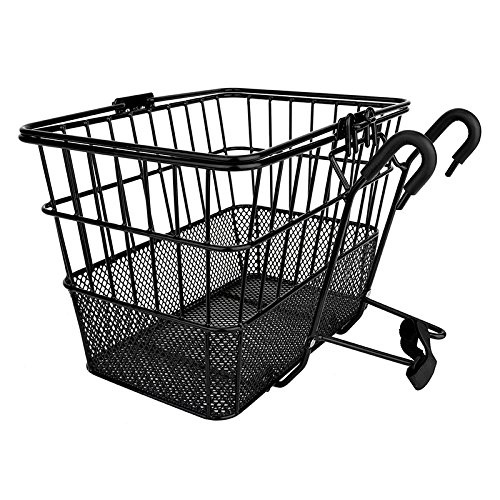 Sunlite Standard Mesh Bottom Lift-Off Basket w/ Bracket, Black