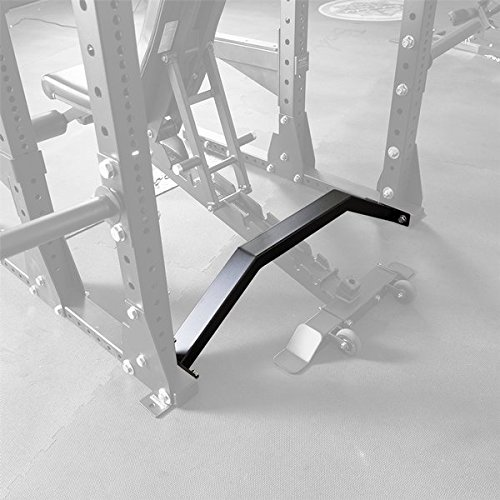 Body-Solid PCL Half Cage SPR500 Bench Clearance Back Bar by GymBasis