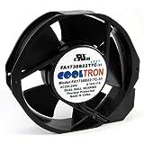 230V AC Cooling Fan. 172mm x 150mm x 38mm HS