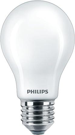 Philips Lighting Bombilla LED Estándar E27, 7.5 W, Blanco Frío, Pack de 2, 2 Unidades: Amazon.es: Iluminación