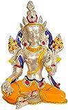 Exotic India ZBW91 Goddess Green Tara (Tibetan Buddhist Deity)