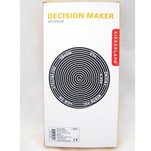 51tE72uGhOL - Kikkerland Magnetic Decision Maker