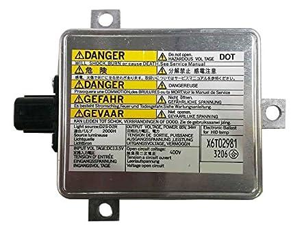 Amazon.com: OEM HID Xenon Ballast Controller Unit For Acura TL S TSX