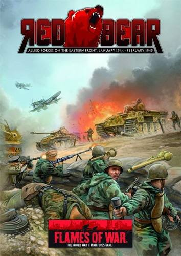 Red Bear: Allied Forces on the Eastern Front, January 1944-February 1945