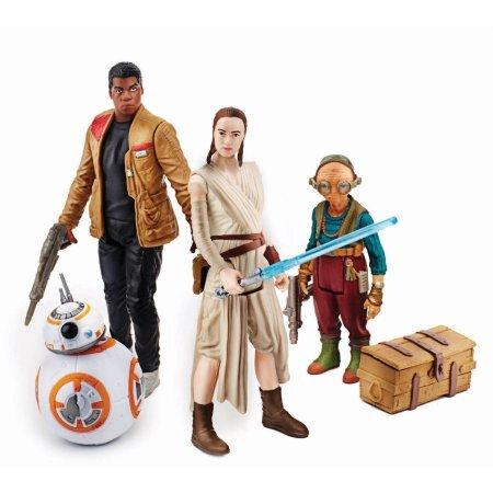"Star Wars: The Force Awakens Home 3.75"" Home Entertainment Pack Takodana Encounter"