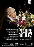 Pierre Boulez: Emotion & Analysis (1974-2009) [10 DVD Box]