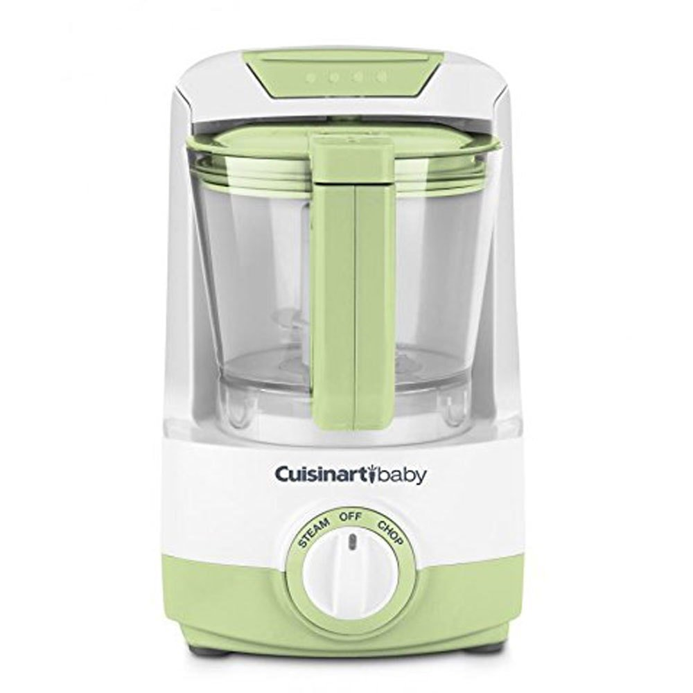 Cuisinart BFM-1000GN Baby Food Maker and Bottle Warmer, Green by Cuisinart (Image #1)