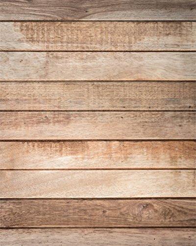 AOFOTO 4x5ft Wood Grain Wall Photography Backdrops Artistic Backdground Hardwood Floors Kid Baby Toddler Newborn Girl Boy Adult Portrait Nostalgic Photo Shoot Studio Props Video
