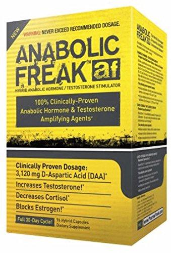Anabolic Freak, 96 Capsules