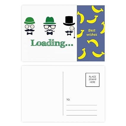 Green Hat - Juego de 20 tarjetas de agradecimiento para colorear ...