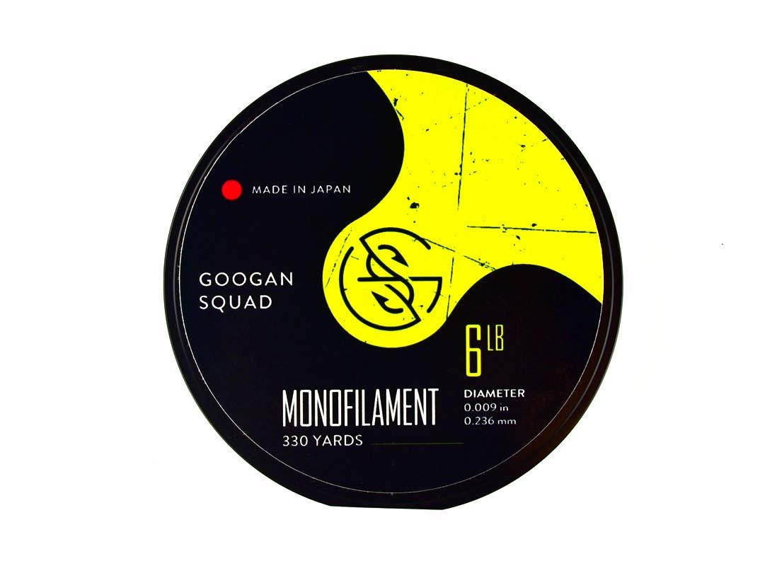 330yd Catch Co Googan Squad Monofilament Line Clear