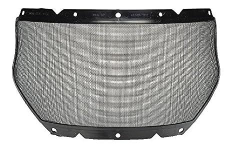 MSA Safety 10116558 V-Gard visera para V-Gard barbilla protectores, plástico de