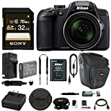 Nikon COOLPIX B700 Digital Camera with 32GB card + Batteries and Charger + Kit