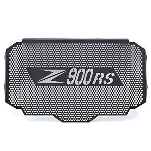 TOOGOO Motorcycle Radiator Grill Protective Guard Cover For Kawasaki Z900Rs Z900 2017-2018