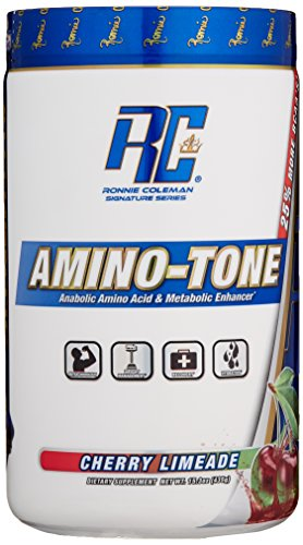 Ronnie Coleman s Amino-Tone Cherry Limeade 435g