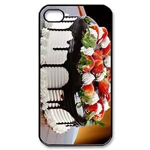 XDCC New Hard Cake Diy Iphone 4/4s hard Case Cake ,customized case GM899594