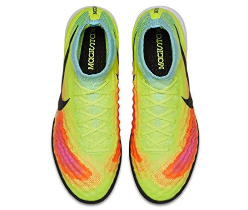 Uomo Amarillo Calcio Ii Magistax volt Nike Proximo Turq Orange total hyper Tf Black Scarpe Da Wn810wYqw