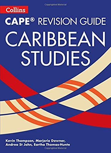 collins cape revision guide caribbean studies collins cape rh amazon com collins revision guides ks2 collins revision guides a level