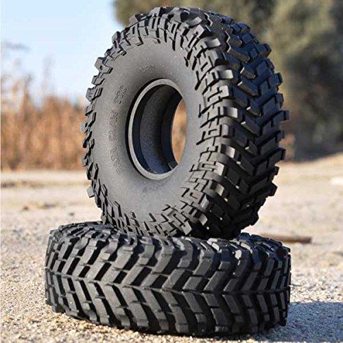 RC 4WD Z-T0048 Mickey Thompson 1.9 Baja Claw TTC Scale Tires (2)