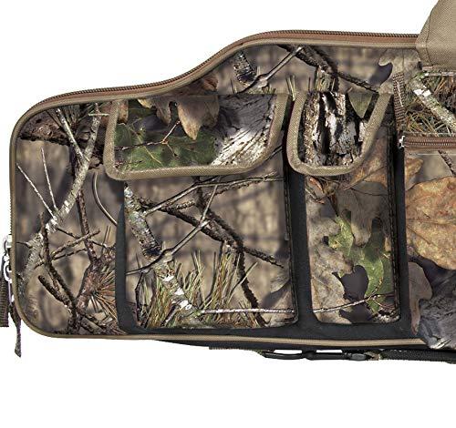 48-Inch Break-Up Allen Company Tejon Scoped Rifle Case with Pockets