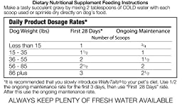WellyTails Dog Rx Digestion and Immunity Supplement, 346gm