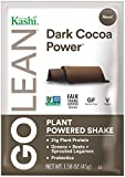 Cheap Kashi GOLEAN Plant Powered Shake, Dark Cocoa Power, 1.58 Ounce, (Pack of 10)