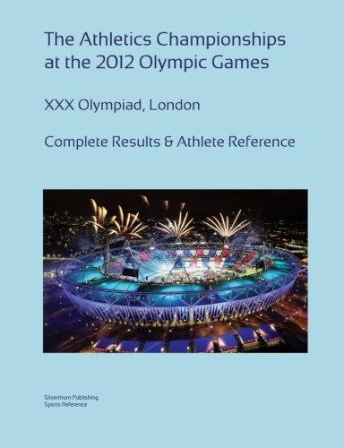 Download The Athletics Championships at the 2012 Olympics pdf