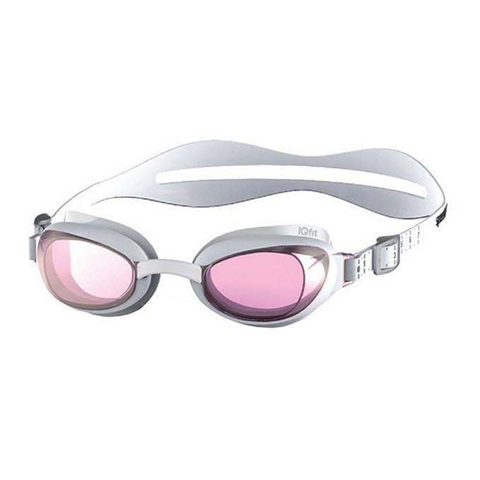 Speedo - Gafas de natación cristales de espejo Modelo Aquapure Mirror para  adultos Mujer señora ( 60b033f6e946