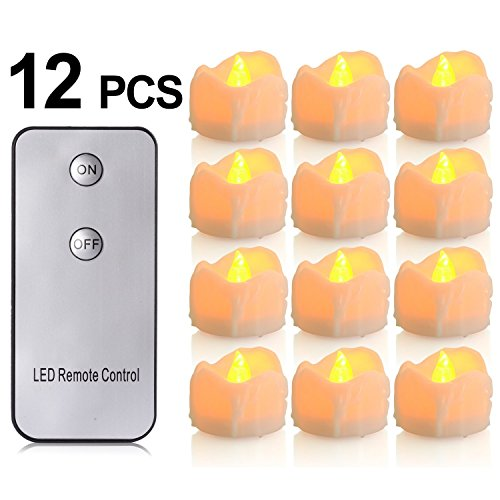 battery candles remote - 5
