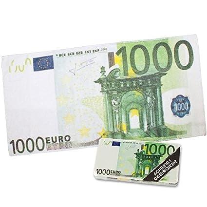 100 Euro Magic Toalla de mano €1000 faros Trick