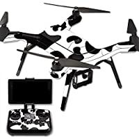 MightySkins Protective Vinyl Skin Decal for 3DR Solo Drone Quadcopter wrap cover sticker skins Cow Print