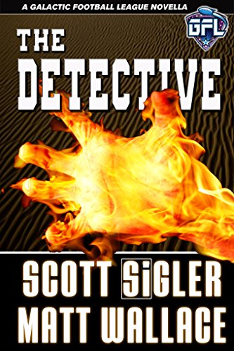 The Detective Galactic Football League Book 2 Kindle Edition By