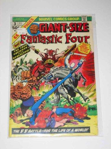 Giant-Size Fantastic Four, v1 #3. Nov 1974 [Comic Book]