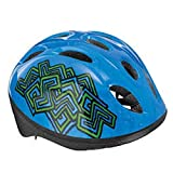XLC Ranger Boy's Helmet; Youth Sm/Med, 48-52cm; Blue/Green