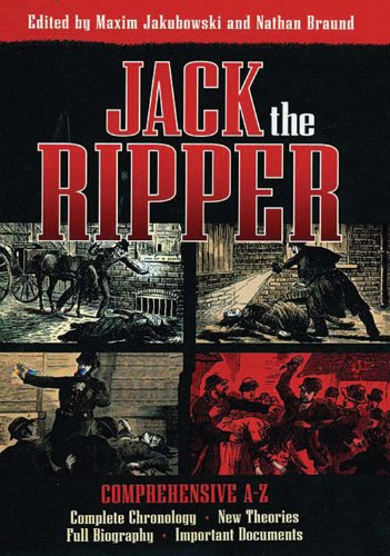 Jack The Ripper - Maxim Jakubowski; Nathan Braund