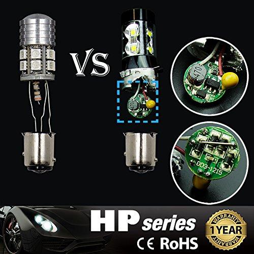 JDM-ASTAR-Extremely-Bright-Max-50W-High-Power-3056-3156-3057-3157-LED-Bulbs-Xenon-White