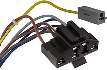 Amazon.com: Compatible with Ford EEC IV Test Plug Repair Harness Connector:  AutomotiveAmazon.com