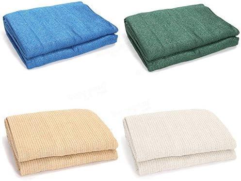 ガーデン家具カバー パティオキャノピーガーデン3.6x3.6x3.6mサンシェイドセイルトライアングルファブリックカバー布 屋外での使用に適しています (Color : Khaki, Size : 3.6x3.6x3.6m)