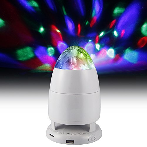 Funkysky Bluetooth Party Speaker Music Portable With Led