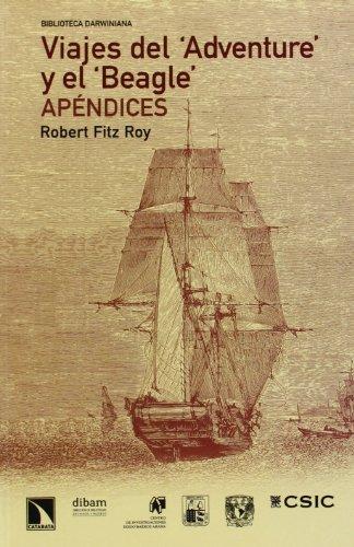 Descargar Libro Viajes Del Adventure Y El Beagle. Apéndices Robert Fitz  Roy