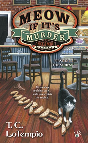 Meow If It's Murder (Nick and Nora Mysteries Book 1)