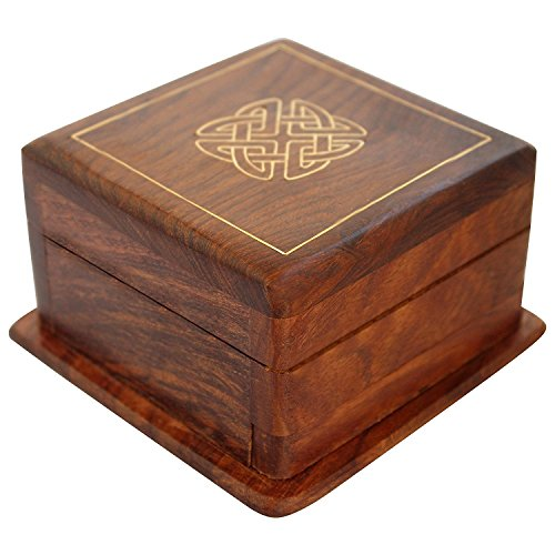 Jewelry Box | Magic Box | Secret Box - Gift Box With Trick Opening - Storage Organiser Box for Women
